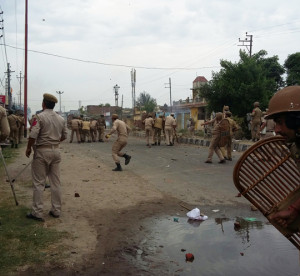 Jammu-Kashmir: young Sikh shot by police