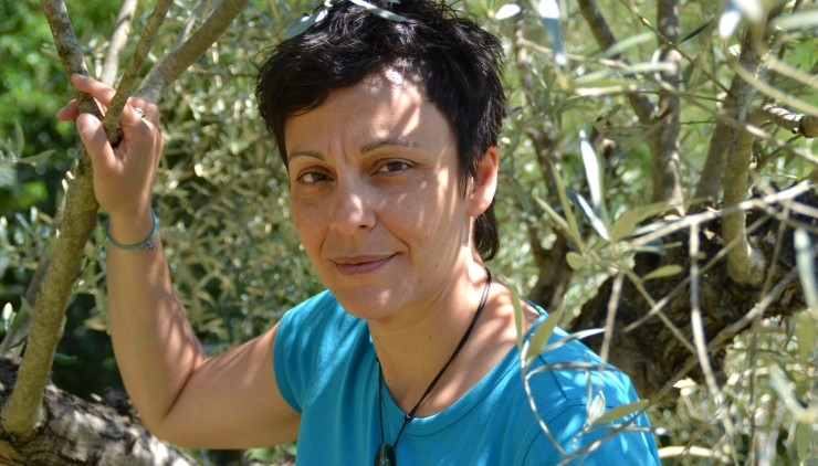 Grecia Referendum Marianella Kloka