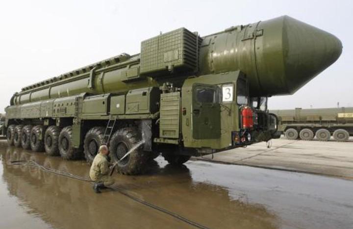 Atomwaffen aus Ukraine-Krise raushalten