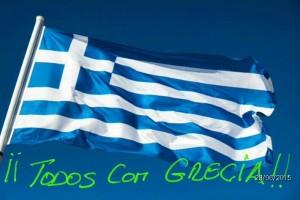 Ganemos Almería en apoyo del pueblo griego