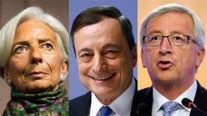 Pour étrangler la Grèce, une Europe avec des guillemets