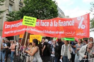 Monsieur Hollande, opposez vous au coup d'État financier