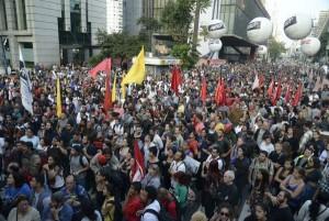 Maior greve de professores da história em SP e o governo continua indiferente