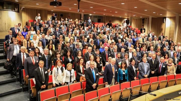 Cúpula acadêmica UE-Celac em Bruxelas
