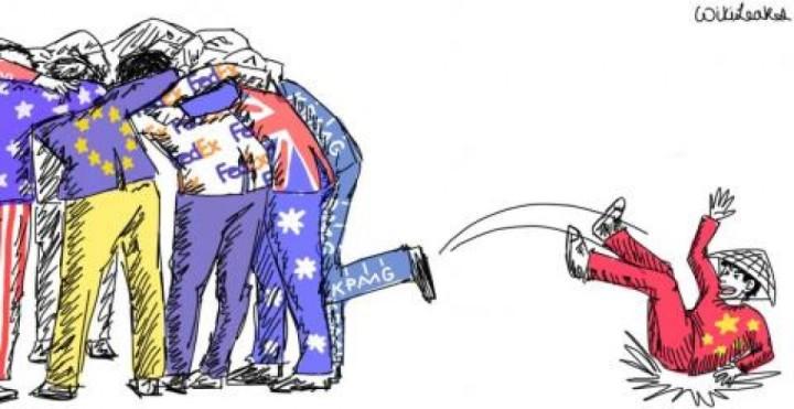 50 paesi preparano in segreto un trattato ancora peggiore del TTIP