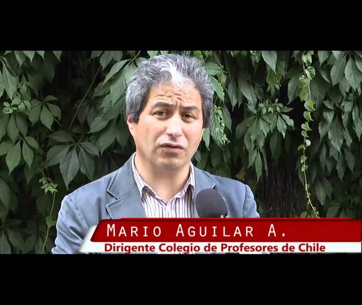 Aguilar: «Cambiar al Ministro es una buena noticia»
