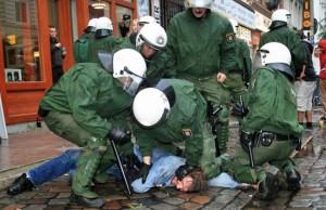 Einrichtung von unabhängigen Polizeibeschwerdestellen