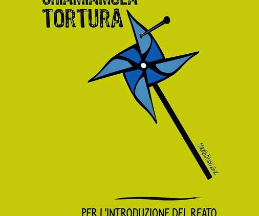 reato di tortura italia chiamiamola tortura