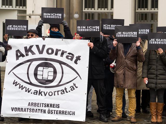 Stoppt das neue Staatsschutzgesetz in Österreich