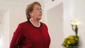 Bachelet pide romper el silencio sobre violaciones a DDHH