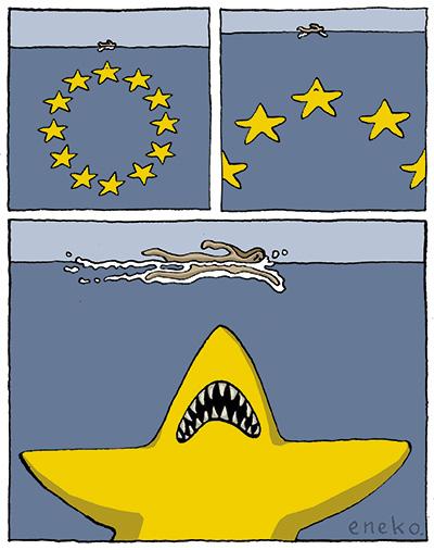 Podemos, Syriza… Parece el Sur…