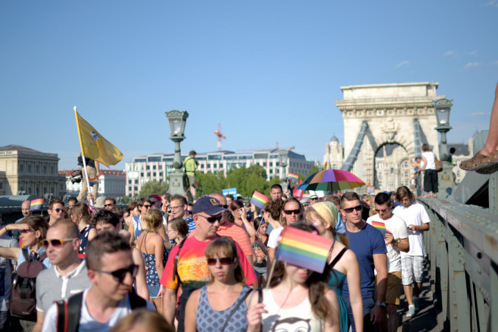 20 years of Budapest Pride