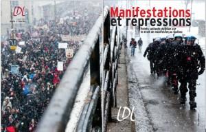 Bilan alarmant sur l'état du droit de manifester au Québec