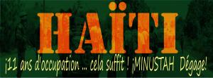 Haití libre y soberano