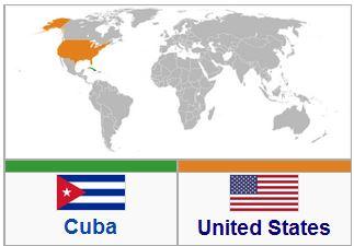 A Cuban Flag Flies Again in Washington