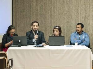 Pressenza en Congreso de Ciespal-Telesur: Contar con nosotros para contar nosotros