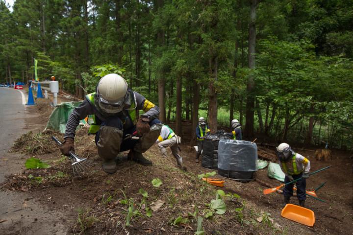 Indagine di Greenpeace su Fukushima