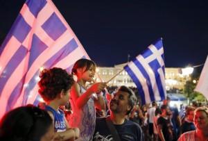 Grecia, vince il NO all'austerità, sì all'Europa dei Popoli