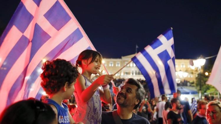 Grecia No all'austerità