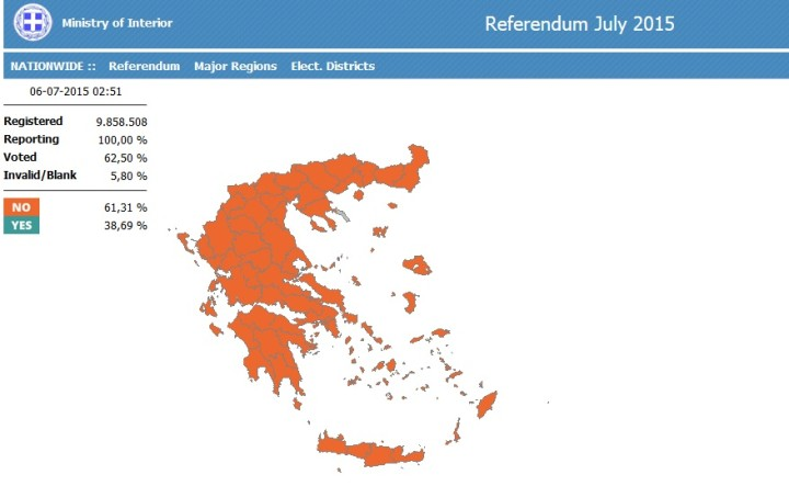 Towards the #Greferendum: Orange is the colour of inspiration