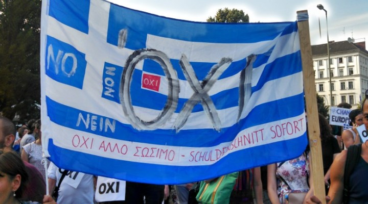 Greek Referendum: the possibility to stop being slaves