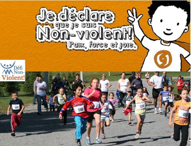 Programa escolar Desafío No-violento: Yo me declaro no-violento
