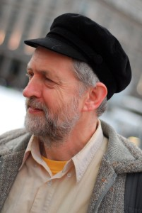 Jeremy Corbyn: the only candidate to the Labour Party leadership to oppose nuclear weapons