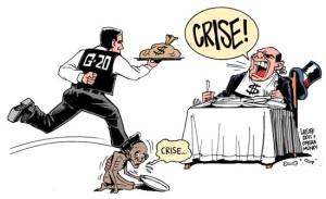 A Crise atual é ótima para os bancos e bem ruim para nós !