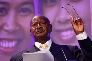 Uganda president visits Burundi for crisis talks