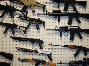 Crackdown on culture of violence: Afghanistan bans guns – toy guns