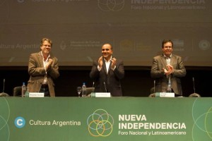 Comenzó el Foro Nacional y Latinoamericano por una Nueva Independencia