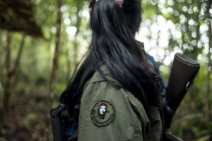 En Colombie, après un demi-siècle de guerre civile, les guérilleros aspirent à la paix