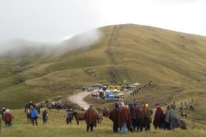 L'eau ou l'or. Au Pérou, la lutte des peuples contre des mines dévastatrices