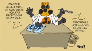 EDF distille la propagande nucléaire dans les lycées avec le feu vert de l'Education nationale