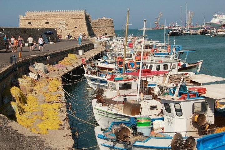 Forte de son autonomie alimentaire, la Crète résiste à la Troïka