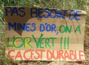 Le projet minier d'une ex-filiale d'Areva menace l'environnement en Creuse