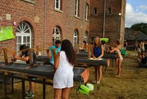 Quand un camp de vacances de jeunes vit l'écologie au quotidien