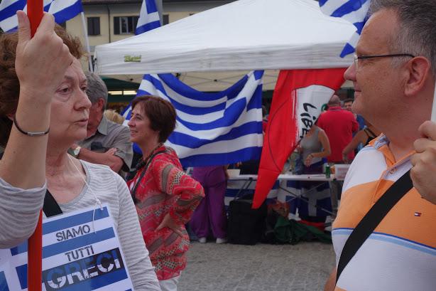 Milano: siamo tutti greci