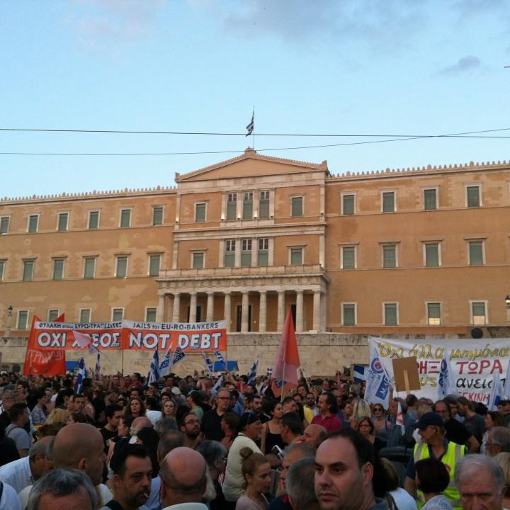 Die Geschichte der griechischen Schulden, fünf Jahre später…