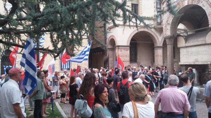 Padova si stringe attorno alla tomba del suo fondatore greco