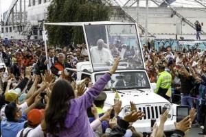 Ecuador acogió con beneplácito mensaje papal por la unidad e inclusión social y contra el egoísmo