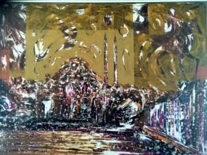Interkulturelle Kunst mit Memduh Kuzay aus Istanbul