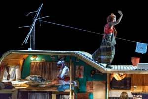 On présente l'oeuvre argentine 'Dínamo' au Festival de Théâtre d'Avignon
