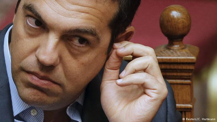 Tsipras renuncia e convoca eleições antecipadas