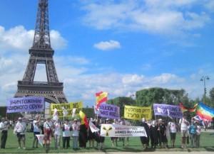 Rencontres pour un monde vivable dénucléarisé : Déclaration finale