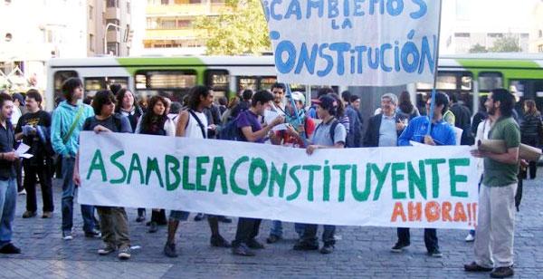 Chile: Caracterizando la Asamblea Constituyente