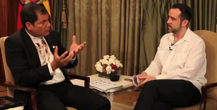 Interview mit Harald Neuber über alternativen Journalismus und Lateinamerika