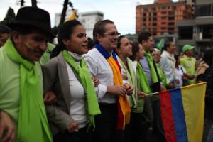 Podiumsdiskussion: Vereitelter Staatsstreich in Ecuador – 5 Jahre danach
