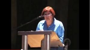 Discours de Sonia Mitralia à la Conférence de Londres contre l'austérité