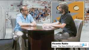 Vicente Rubio on Face 2 Face